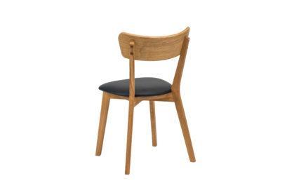 Dubová polstrovaná stolička Diana (viac variantov polstrovanie)