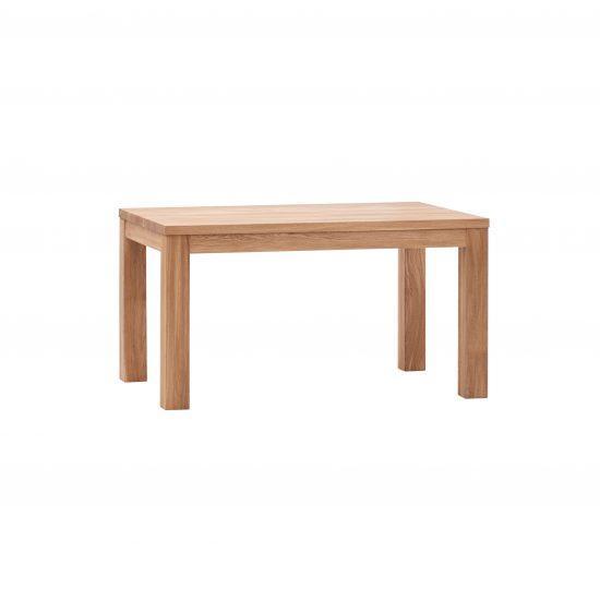 Jídelní olejovaný stůl z masivního dubu Korund (deska 4 cm)