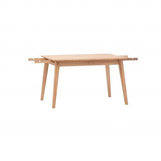 Dubový rozkládací jídelní stůl Urbano 1200/1800