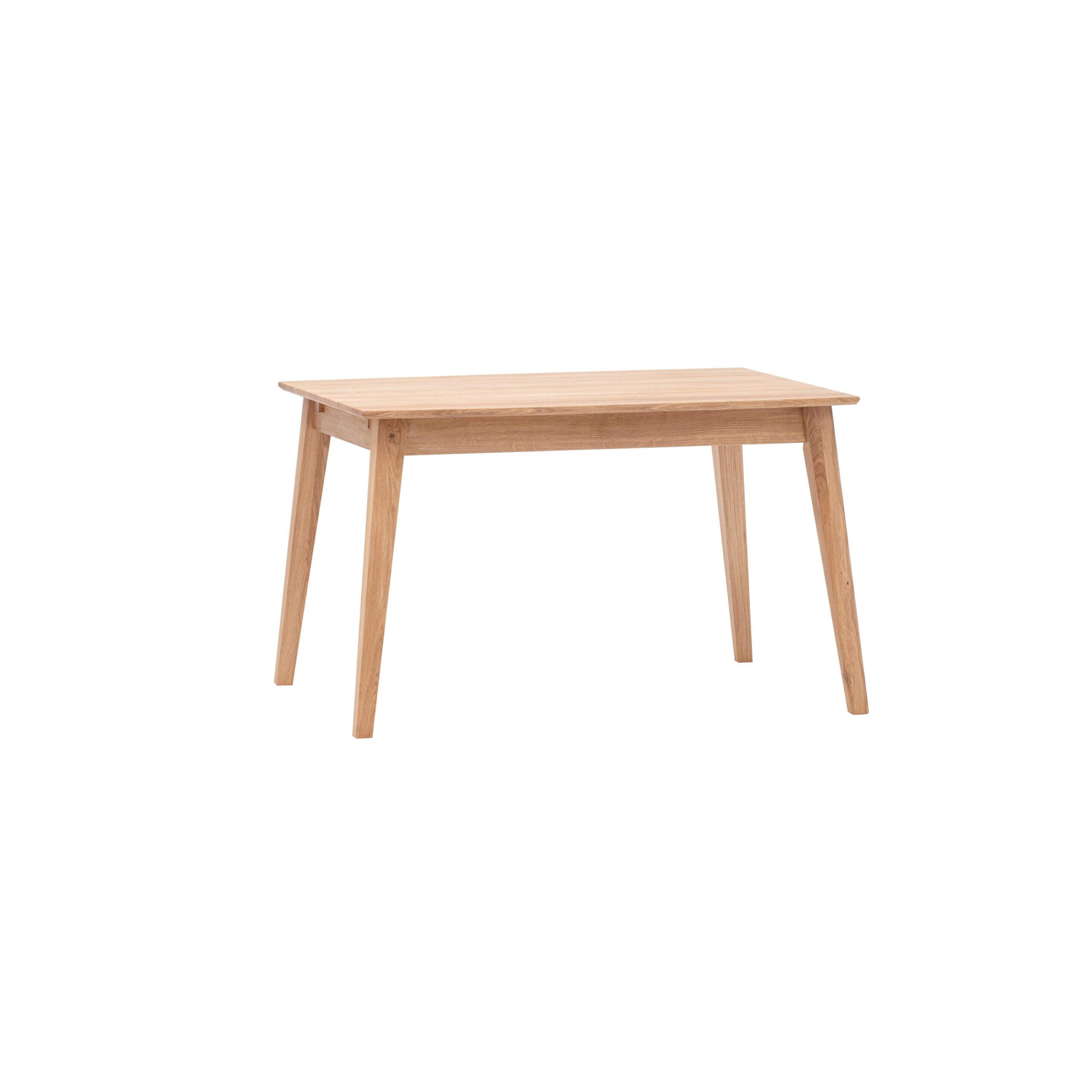 Dubový rozkladací jedálenský stôl Urbano 1200/1800