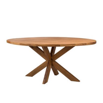 Dubový oválný jídelní stůl Surfer (více variant velikostí)