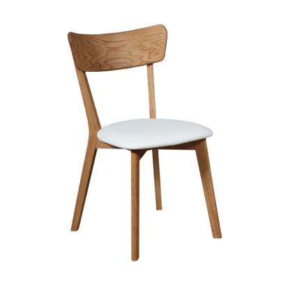 Dubová polstrovaná židle Diana (více variant polstrování)