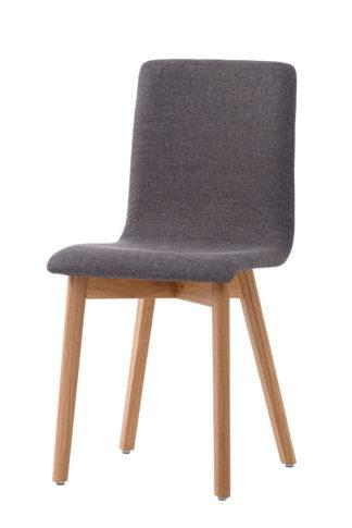 Dubová jídelní židle Doris W