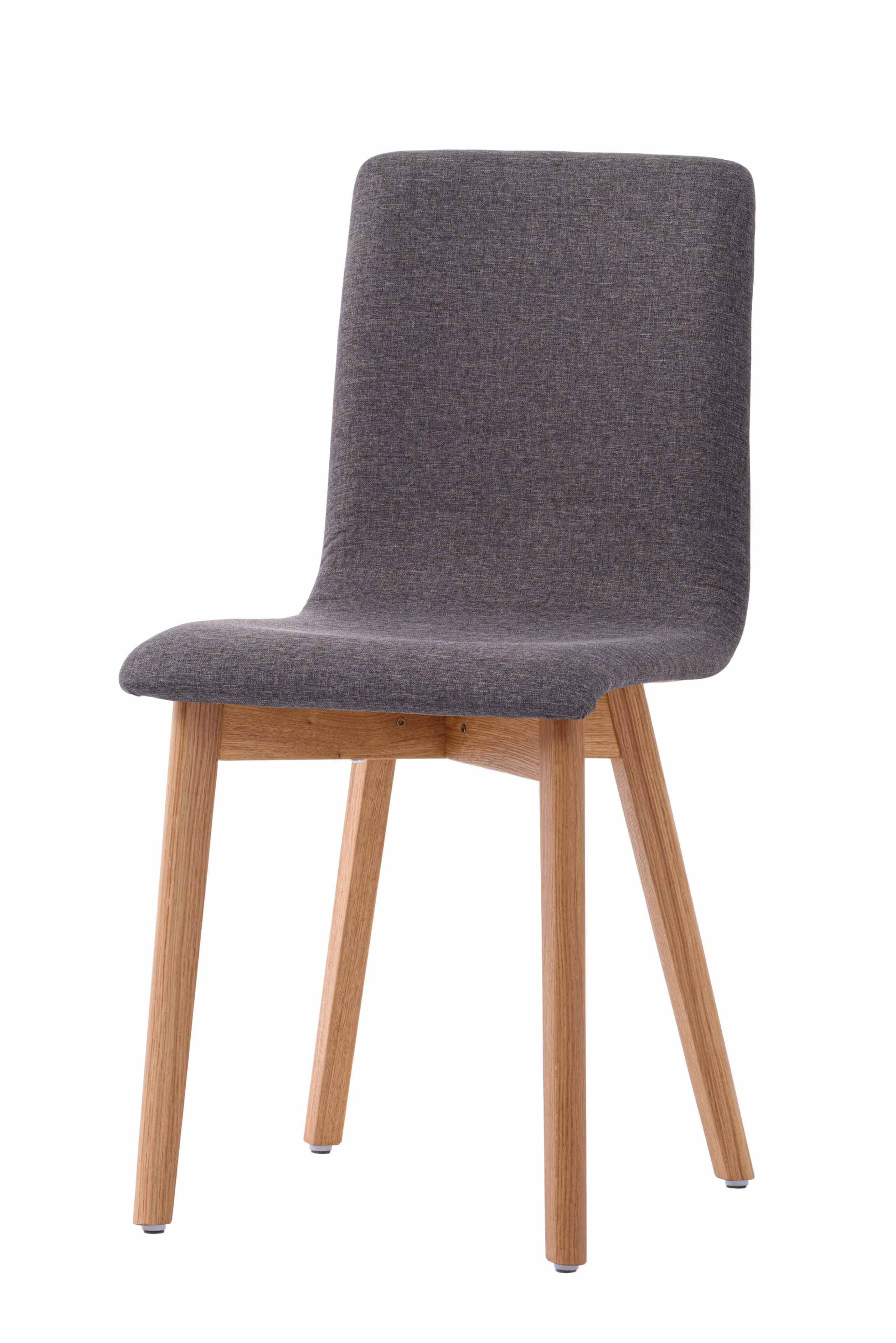 Dubová jedálenská stolička Doris W