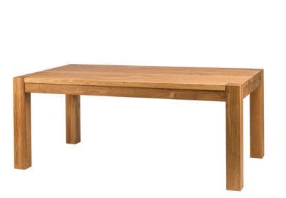 Dubový jídelní stůl Korund N