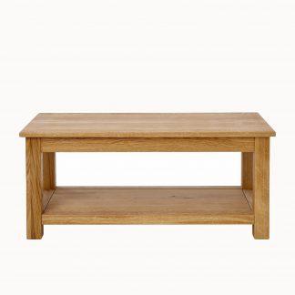 Masivní dubový konferenční stolek 100 1P
