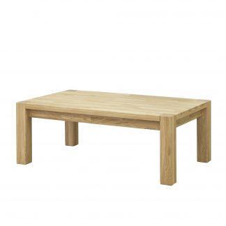 Masivní dubový konferenční stolek 120