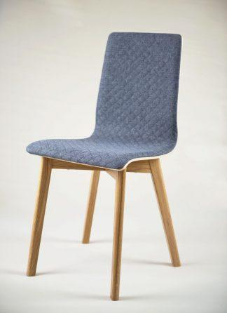 židle do kavárny Luka dubová