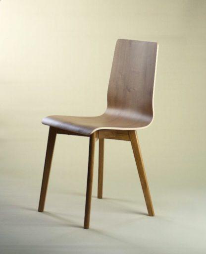 Dubová jídelní židle Luka L