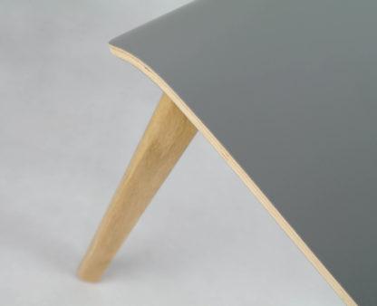 Dřevěná jídelní židle Mia Lam