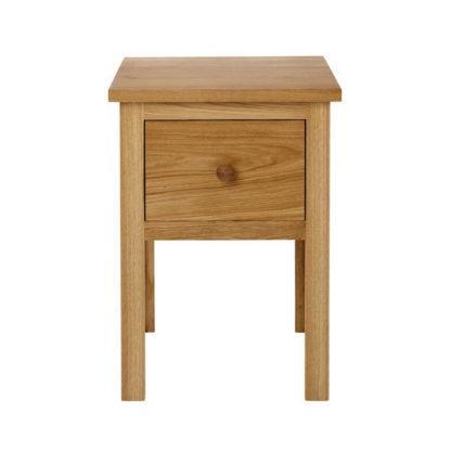 Masivní dubový noční stolek 1Z