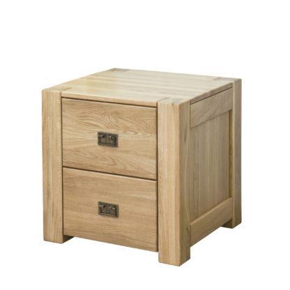 Masivní dubový noční stolek 2Z