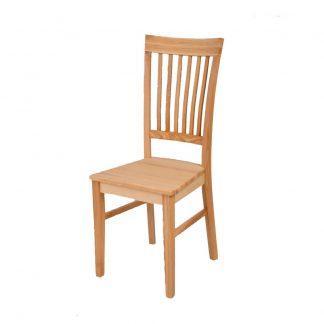Dubová lakovaná židle Raines