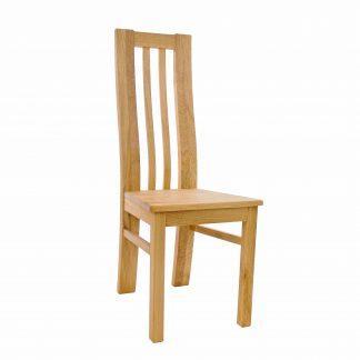 Dubová židle Oslo