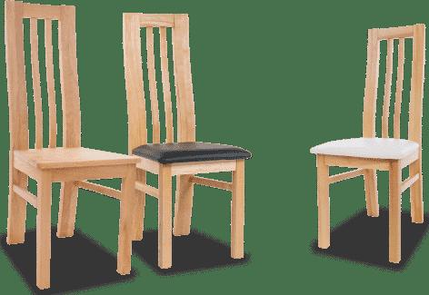 Masivní židle 1