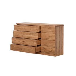 Masivní dubová komoda Pavla 4Z