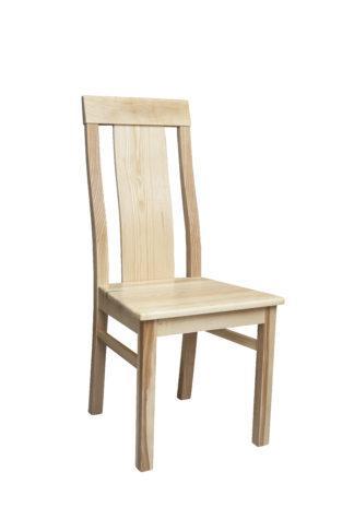 Masivní jasanová židle Sofi