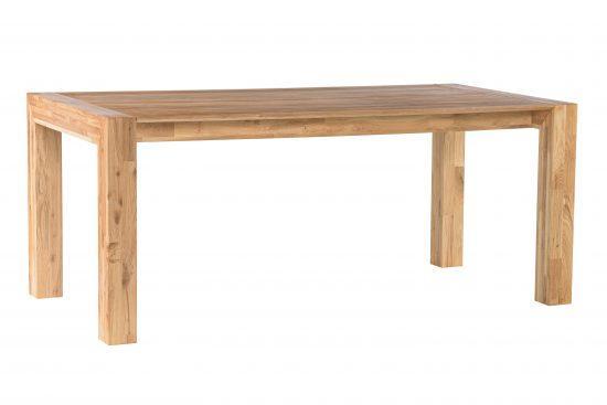 Rozkládací dubový jídelní stůl Moroni