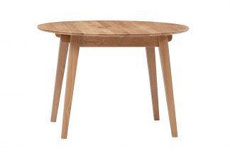 Jedálenský lakovaný stôl z masívneho dubu Korund (doska 4 cm)