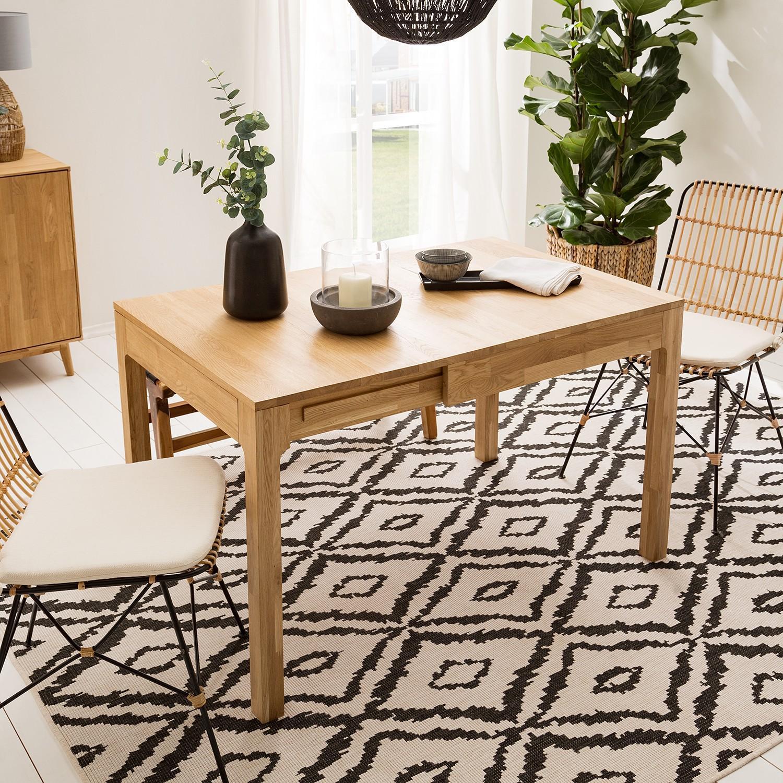 Dubový jedálenský stôl Korund N (Kopírovat)