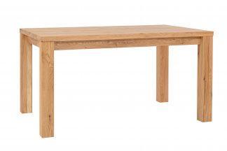 Jedálenský stôl z masívneho dubu Korund olej + vosk (doska 2,2 cm)