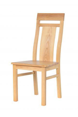 Dubová lakovaná židle Angi